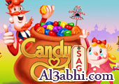 candy crush saga كاندي كراش